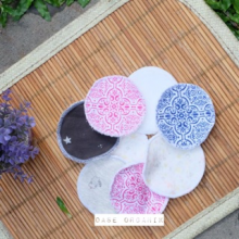 Reusable cotton pad by Resik Rai